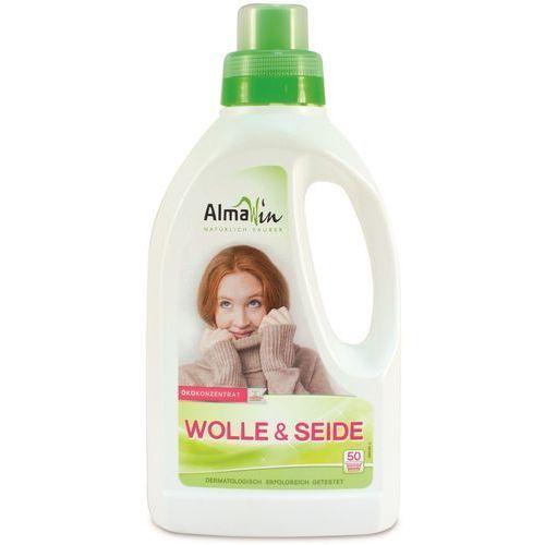 Płyn do prania wełny i jedwabiu koncentrat marki Almawin®