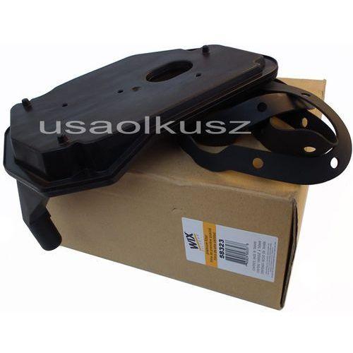 Filtr oleju automatycznej skrzyni biegów chevrolet colorado 4e65e oe: 8654799 marki Wix