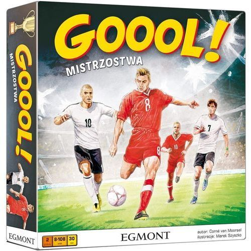 Gra - Goool! Mistrzostwa EGMONT
