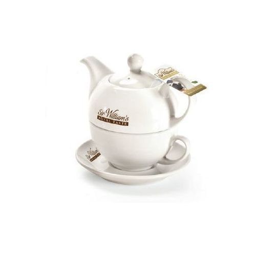 Porcelanowy zestaw duo dla herbaty royal taste marki Sir william's