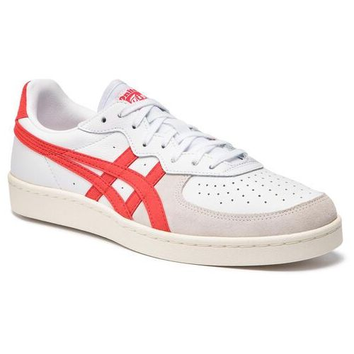 Sneakersy - onitsuka tiger gsm 1183a353 white/classic red 101, Asics, 40.5-47