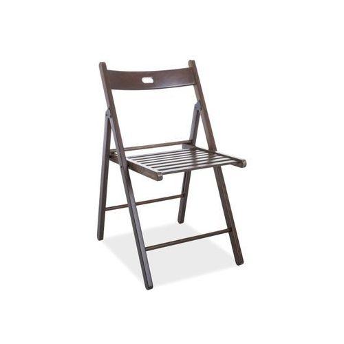 Krzesło składane smart, kolory marki Signal