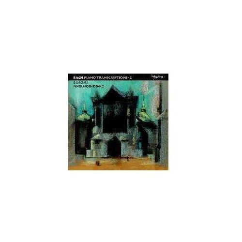 Bach Piano Transcriptions - 2 Busoni