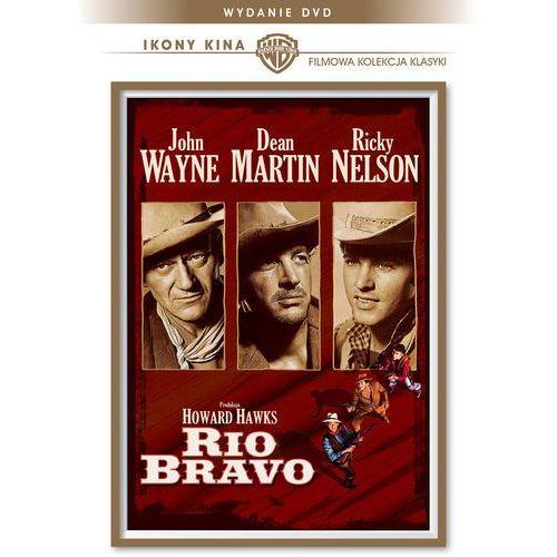 Rio Bravo (DVD) - Howard Hawks DARMOWA DOSTAWA KIOSK RUCHU