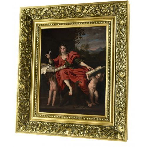 Obraz ceramiczny Święty Jan Ewangelista, ACH535