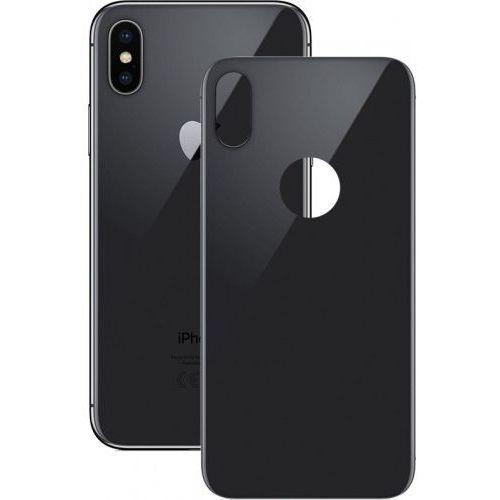 Szkło hartowane Mocolo 3D Backside Tempered Glass iPhone X Black, 54355