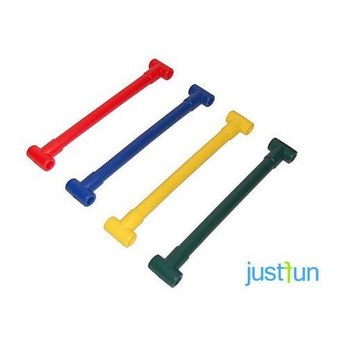Just fun Drążek plastikowy do liny 16 mm - czerwony
