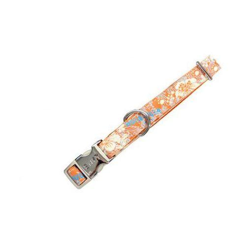 Zolux envy obroża regulowana hula 10 mm - pomarańczowa- rób zakupy i zbieraj punkty payback - darmowa wysyłka od 99 zł (3336024662700)