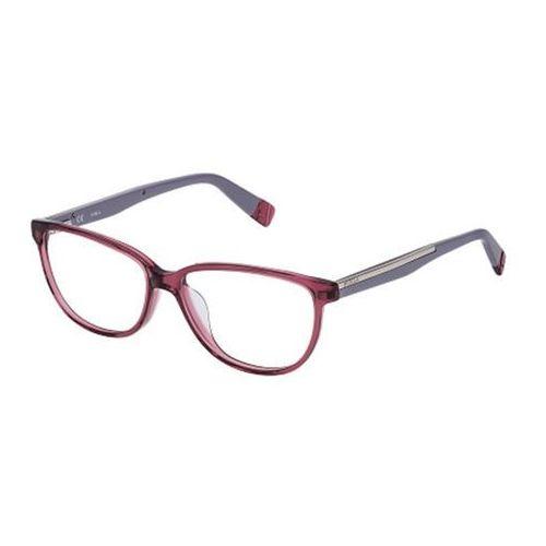 Okulary korekcyjne  vu4973 audrey 096d od producenta Furla