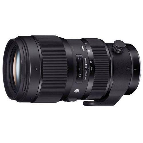 Sigma A 50-100 mm f/1.8 DC HSM / Canon