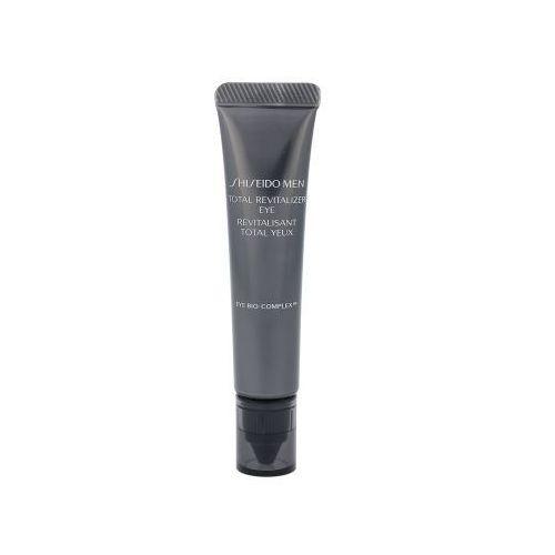 Shiseido MEN Total Revitalizer krem pod oczy 15 ml dla mężczyzn