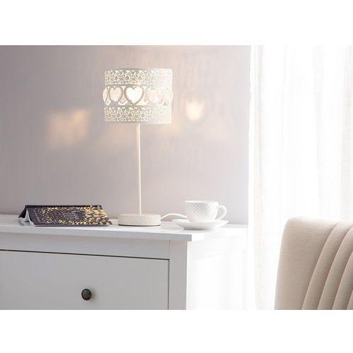 Lampka stołowa kremowa NAMSEN