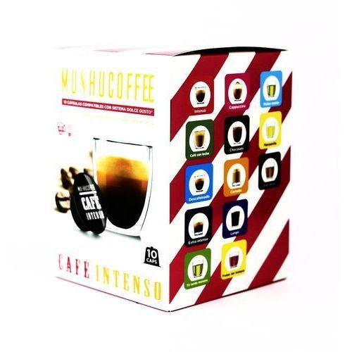 CAFE INTENSO MUSHU COFFEE kapsułki do Dolce Gusto – 10 kapsułek (8435336202354)