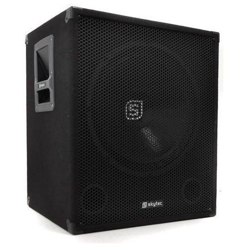 Skytec 46cm aktywny Disco Subwoofer 1000W głośnik