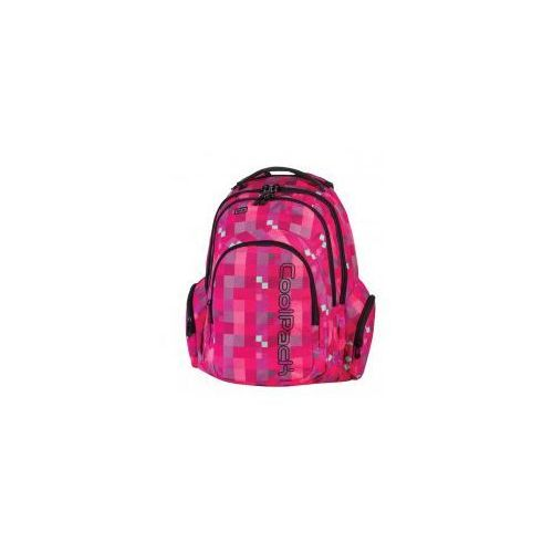 Plecak młodzieżowy coolpack szkolny + gratis 60738 marki Patio