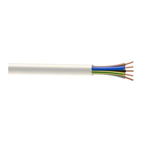 Kabel instalacyjny AKS Zielonka YDY 5 x 6 mm2 1 mb, 222158
