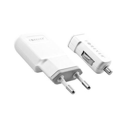 Zestaw FOREVER TF1 USB 3w1 do micro USB (5900495258229)