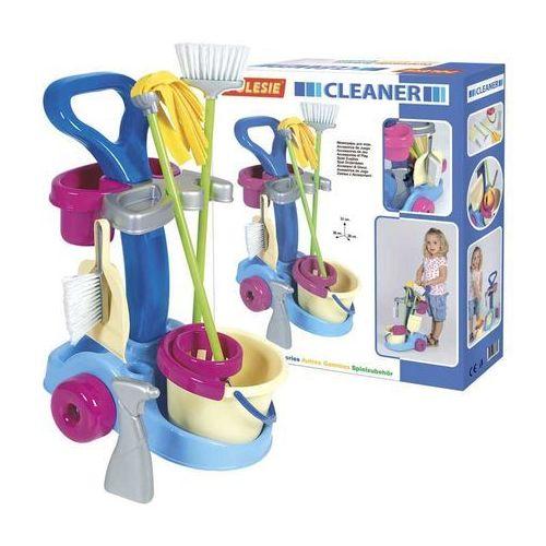 Wader-polesie Wader qt zestaw sprzątający wózek