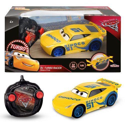 Dickie Cars Auta Zdalnie sterowany Cruz Ramirez 308-4004