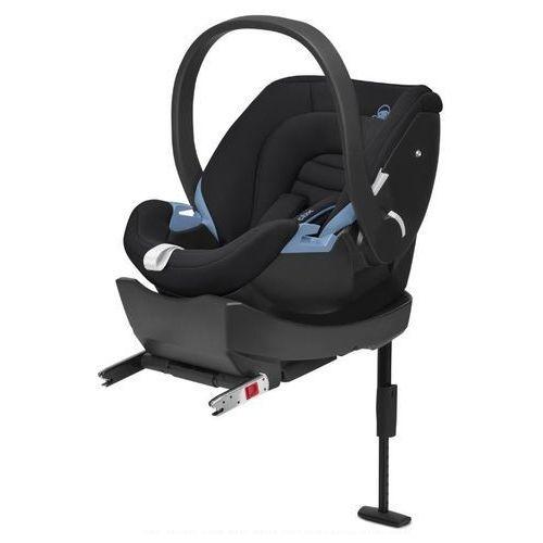 Cbx fotelik samochodowy aton comfy grey - kolor szary