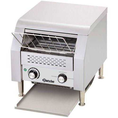 Bartscher Toster przelotowy stal nierdzewna   150 tostów/h   368x440x385 mm - kod Product ID