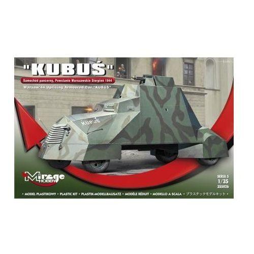 Mirage Kubus sam.pancerny powst. warszaw - (5901461355263)