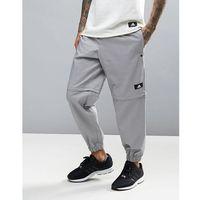 Adidas Training Bubble Check Joggers - Grey, kolor szary
