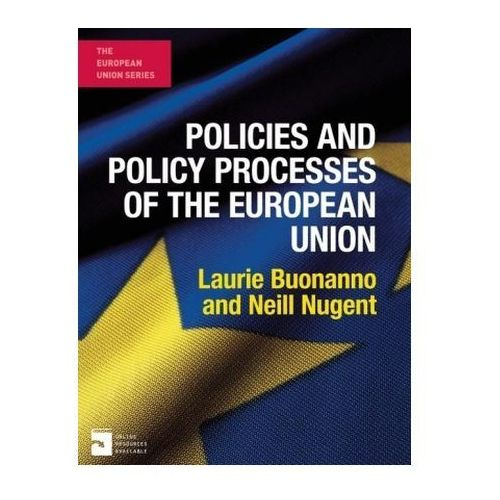 Policies and Policy Processes of the European Union, Neill Nugent