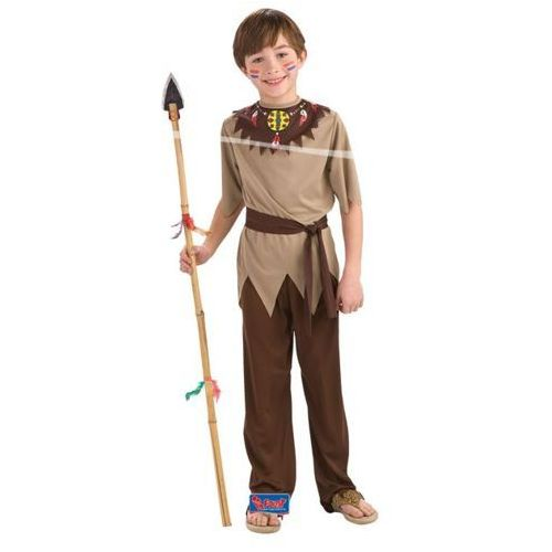 Indianin- przebranie karnawałowe dla chłopca - rozmiar m wyprodukowany przez Folat