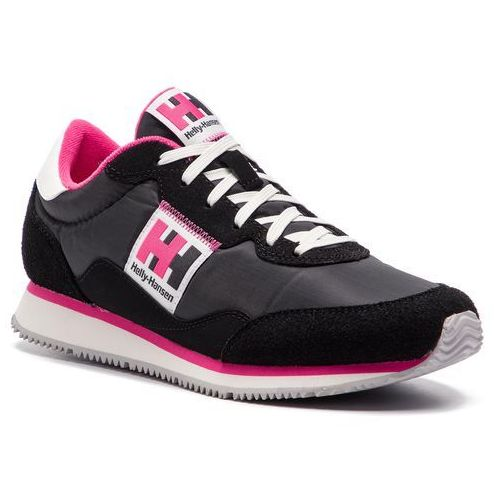 Sneakersy HELLY HANSEN - W Ripples Low-Cut Sneaker 114-82.990 Black/Phantom/Dragon Fruit, w 5 rozmiarach