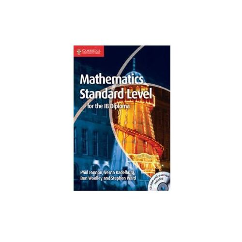 Mathematics for the IB Diploma Standard Level with CD-ROM (678 str.)