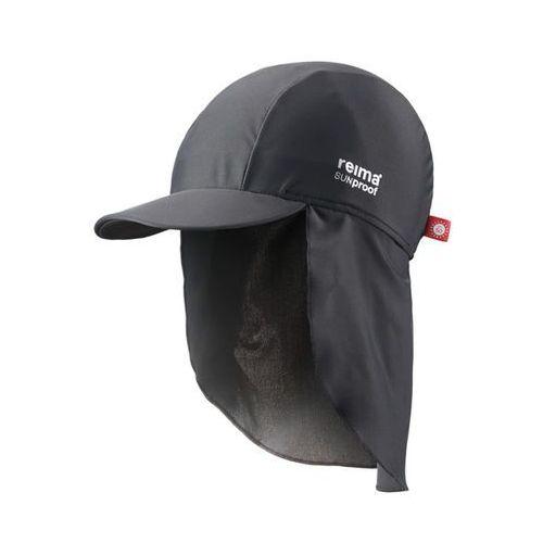 Reima Kapelusz przeciwsżoneczny turtle czarny - czarny (6416134789805)
