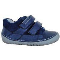 Protetika buty barefoot chłopięce Ned 26 niebieskie