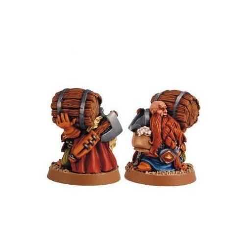 Scibor 28fm0003 - drunkard dwarf 28mm marki Scibor miniatures