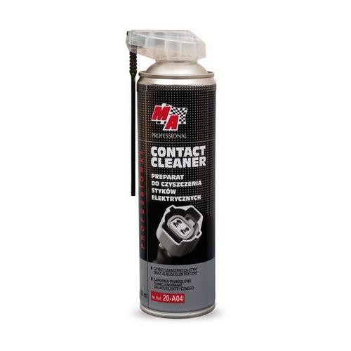 Contact cleaner preparat do czyszczenia styków elektrycznych 250ml - aplikator marki Ma professional