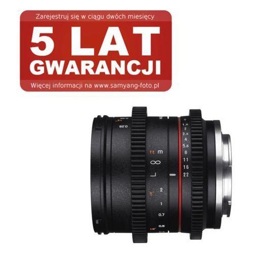 Obiektyw Samyang 21 mm f/1.4 ED AS UMC CS / MFT (8809298884628)