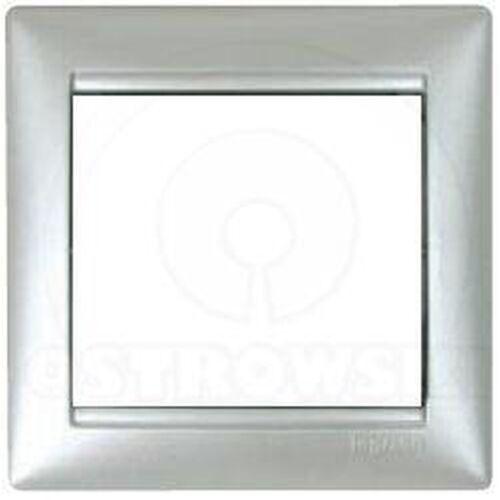 Legrand Valena ramka pojedyncza aluminium 770151 (3245067701515)