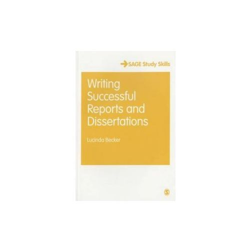Writing Successful Reports and Dissertations (9781446298268)