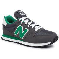 Sneakersy NEW BALANCE - GM500TRW Szary, kolor szary