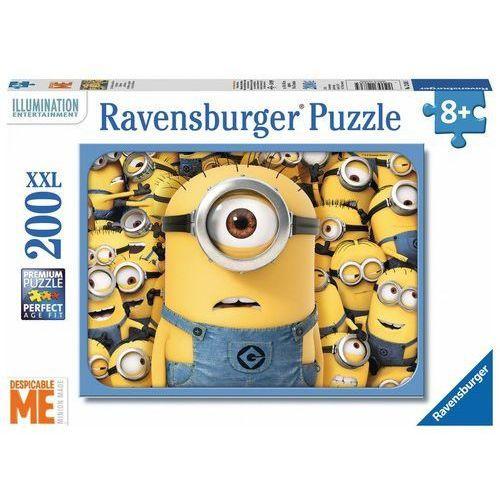 Puzzle minionki 200 marki Ravensburger
