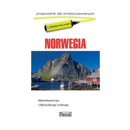 Norwegia. Przewodnik Dla Zmotoryzowanych, oprawa miękka