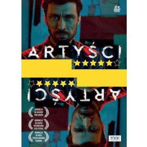 Artyści (2dvd) (płyta dvd) marki Telewizja polska