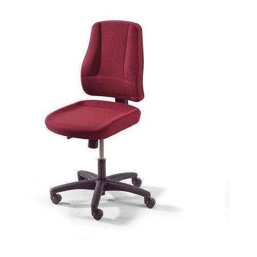 Krzesło obrotowe z siedziskiem nieckowym, wys. oparcia 540 mm, kolor obicia: cze marki Interstuhl büromöbel
