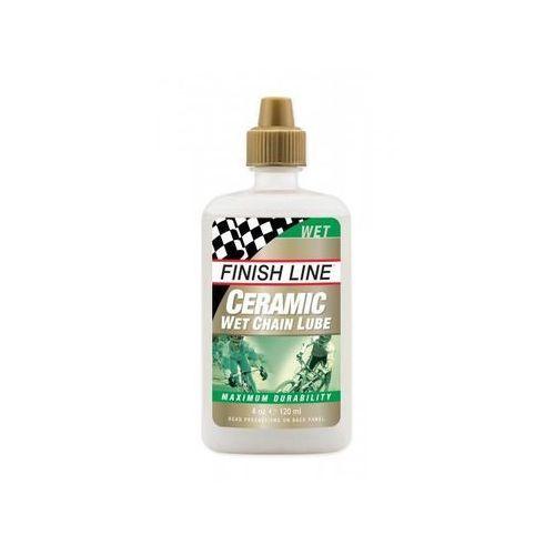 Finish line Olej do łańcucha ceramic wet lube syntetyczny 120 ml