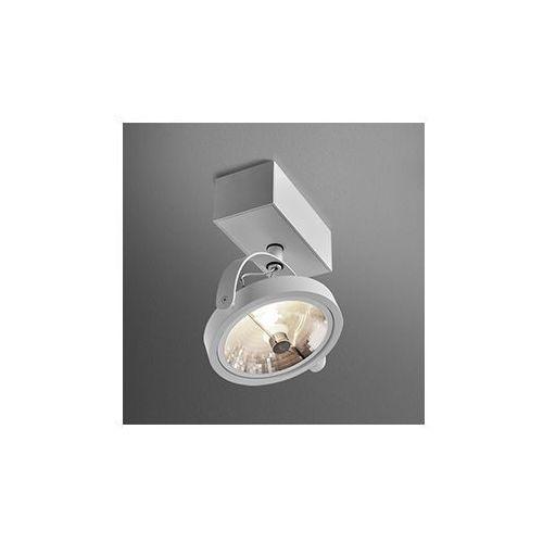 reflektorek CERES 111x1 R biały SZYBKA REALIZACJA, AQFORM 15611-0000-T8-PH-03