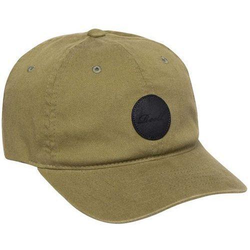 czapka z daszkiem REELL - Curved FlexFit Cap Loden (LODEN) rozmiar: one size