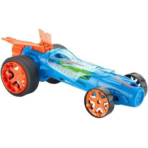 autonakręciaki wyścigówka dpb63 niebieski marki Hot wheels
