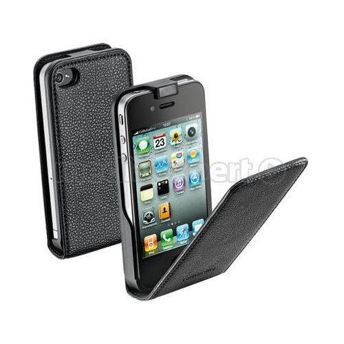 Pokrowiec CELLULAR LINE Futerał Flap Essential iPhone 5 Czarny z kategorii Futerały i pokrowce do telefonów