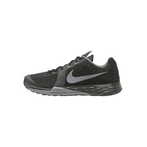 Nike Performance TRAIN PRIME IRON Obuwie treningowe black/metallic hematite/dark grey (0826220781983)