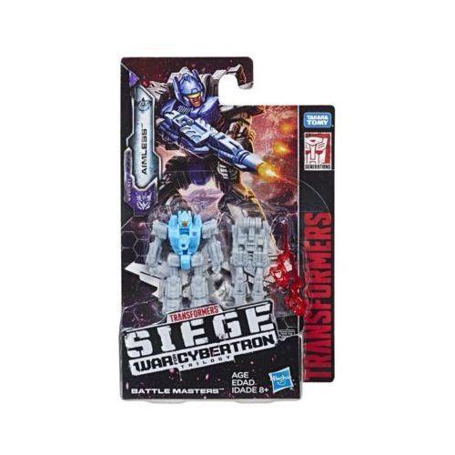 Hasbro Figurka transformers generations war for cybertron battle masters aimless - darmowa dostawa od 250 zł!! (5010993554461)